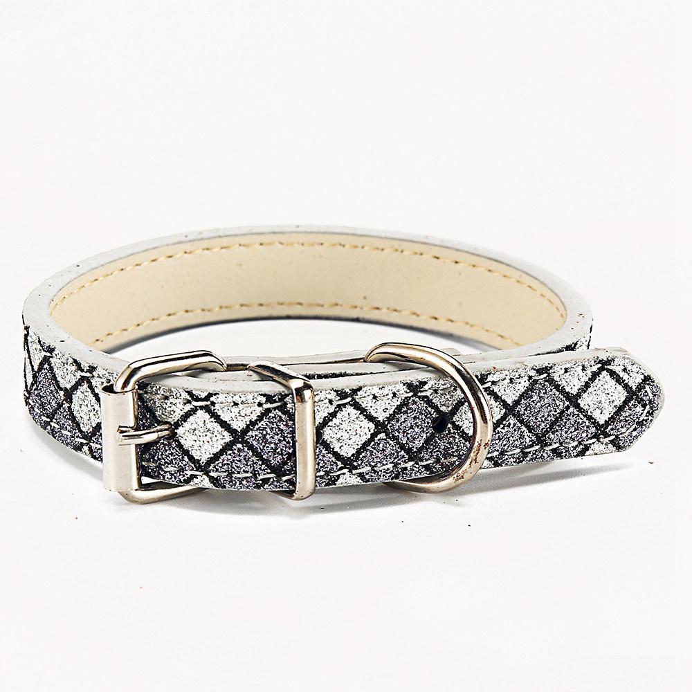 Plaid Pet Collars For Small Large Leashes Dogs Collars Basic Training Leashes For Large Dogs Collar (19)
