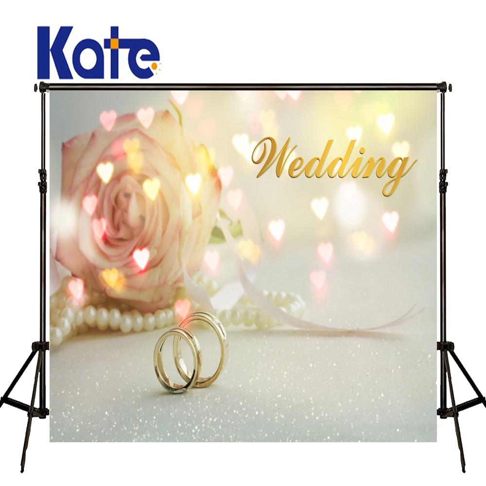 Kate Photography Backdrops 10X10Ft Wedding Photo Background Flower Backdrop Love Backdrops Bright Star Background Wedding сумка kate spade new york wkru2816 kate spade hanna