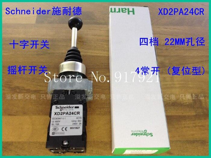[ZOB] l'interrupteur à bascule à quatre vitesses d'origine XD2PA24CR-2 PCS/LOT
