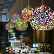 3D LED Pendant Lights lustre pendente For Bar Living room Kitchen Modern Glass Industrial Lamp decoracao para casa free shipping(China)