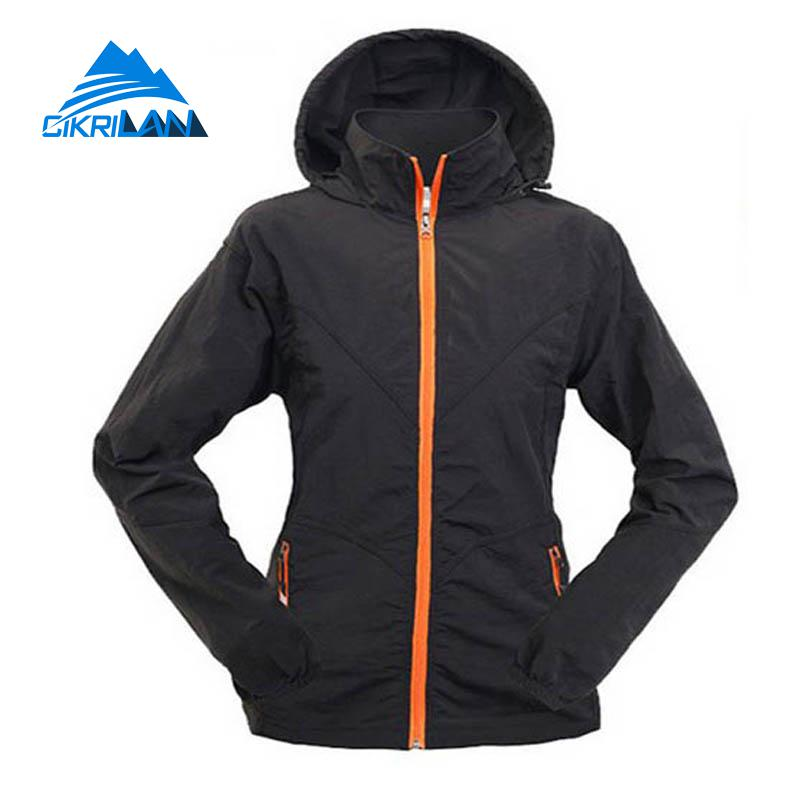 Spring Summer Outdoor Sport Quick Dry Sun Protective Climbing Hiking Jacket Women Fishing Camping Coat Cycling Casaco Feminino