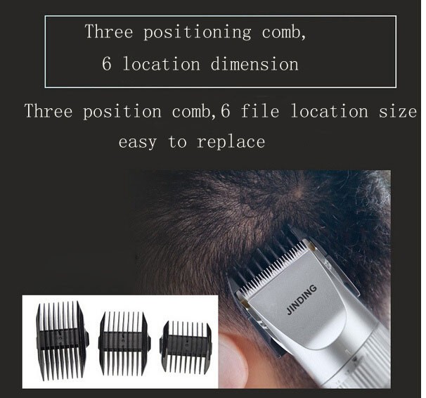 Electric Hair Trimmer For Men 2016 New Professional Hair Clipper