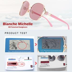Image 5 - אופנה ארבעה עלים מקוטבות מותג מעצב UV400 יוקרה שמש משקפיים אישה oculos 2020 עם תיבה sunglasses women sunglass woman sun glasses