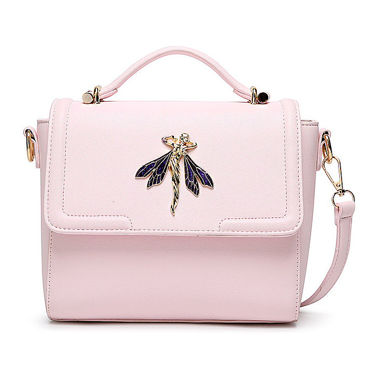 ФОТО Girl summer sweet pink small single shoulder messenger bag fresh lady brief solid color messenger bag novelty mini tote handbag