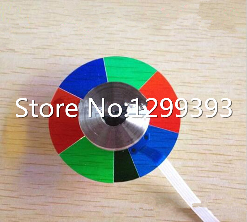 Projector Color Wheel for  Optoma HD80  Free shipping projector color wheel for optoma x303 free shipping