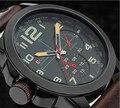 New Original CURREN Mens Watches Top Brand Luxury Leather Strap Quartz Sports Watch Relogio Masculino Noctilucent Wristwatches