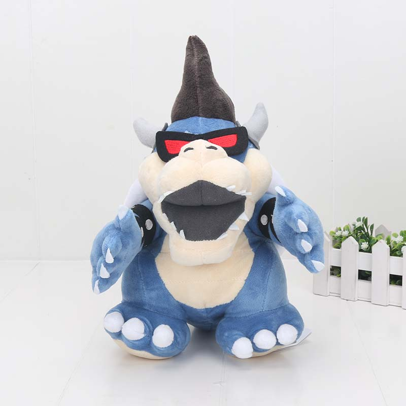 11'' Super Mario 3D Land Bone Kuba Dragon Dark Bowser ...