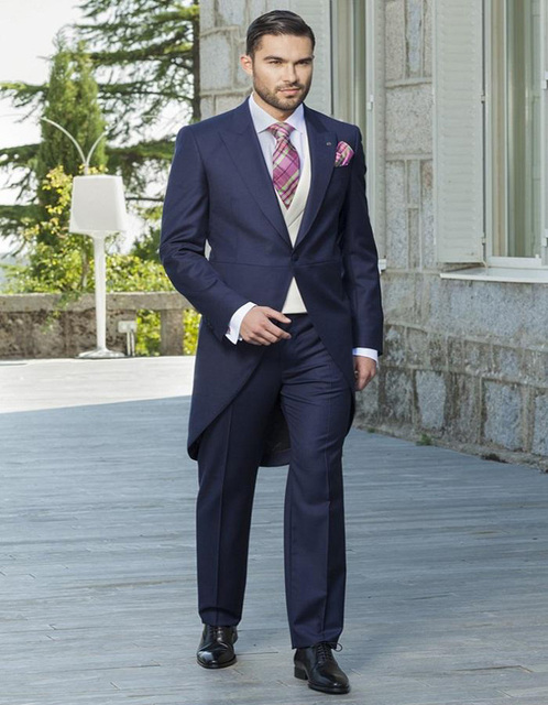 Awesome Mens Blue Suits For Wedding Images - Styles & Ideas 2018 ...