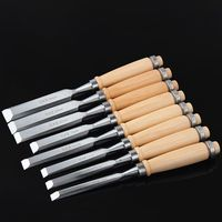 Lot of 8 Metal Chisel carving Knife Violin Making Tools Luthier Carpentry tool