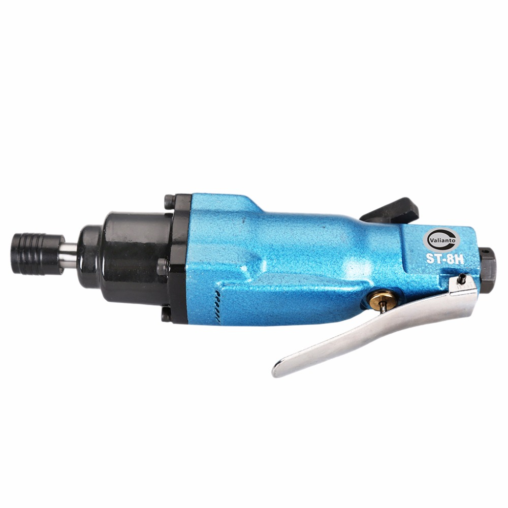 8H High Quality Air Powered Screwdriver Industrial Air Impact Screwdriver High Torque Pneumatic Screwdriver Tool