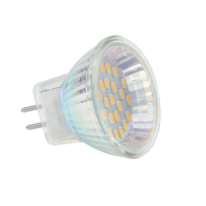 Super Bright 3W 5W 7W MR11 LED Lamp SMD3014 18 28 62LEDS 220V LED Light Bulbs Warm/Cool White High Power 12V Mr11 LED Spotlight