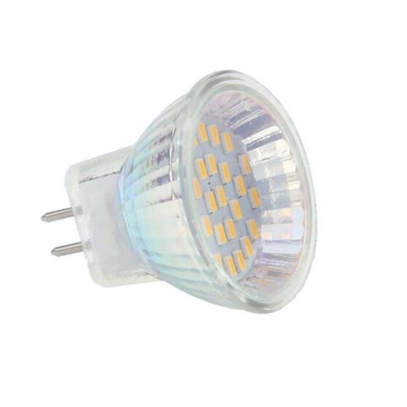Super Bright 3W 5W 7W MR11 LED Lamp SMD3014 18 28 62LEDS 220V LED Light Bulbs Warm/Cool White High Power 12V Mr11 LED Spotlight