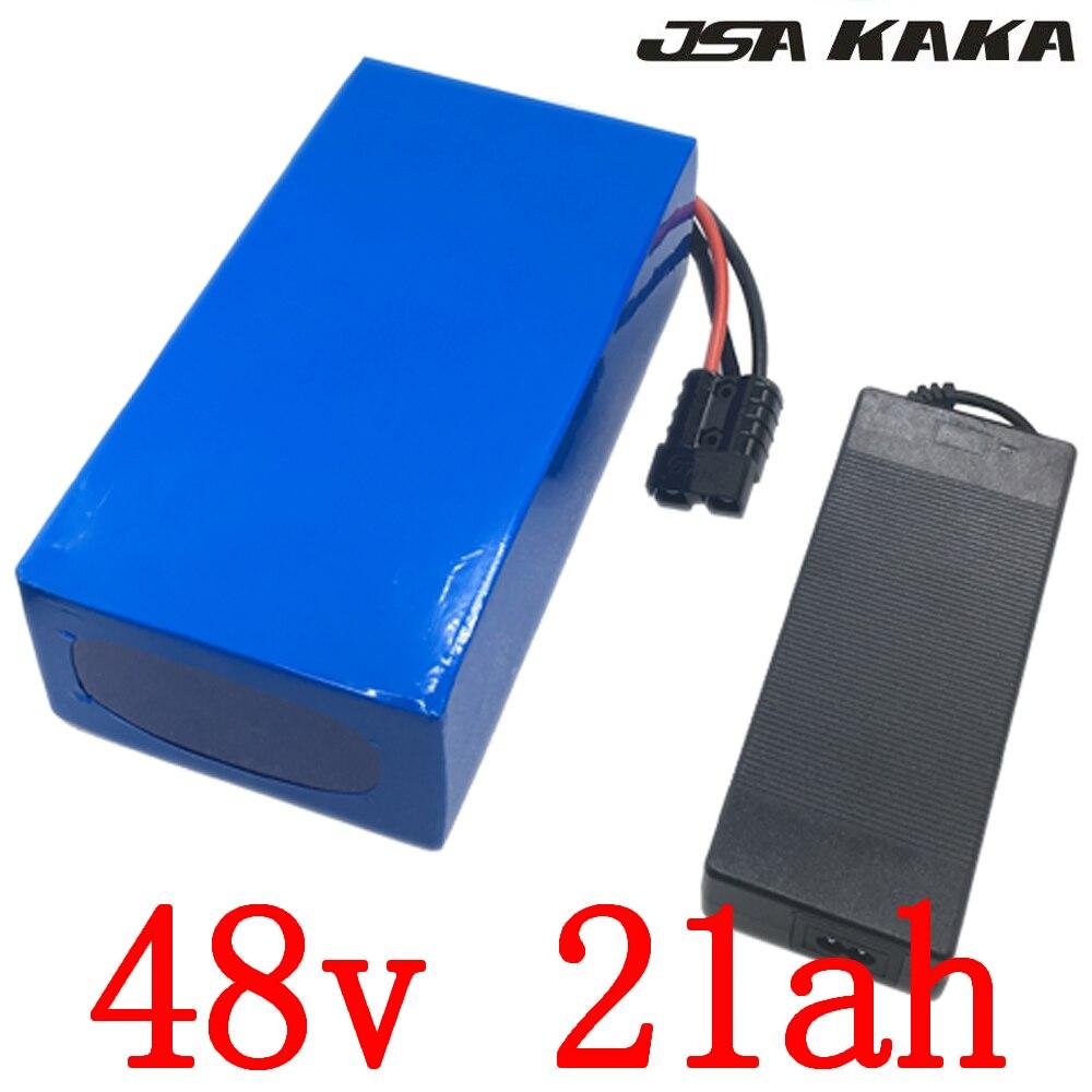 48 V 1000 W 2000 W batterie 48 v 20ah vélo électrique batterie 48 V 20AH lithium ion batterie 48 v scooter électrique batterie + 5A chargeur