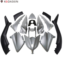 KODASKIN TMAX Fairing Kits for Yamaha 530 XP530 2012 2013 2014 ABS Injection Molding Bodywork Kit Nardo Silver Gray