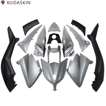 KODASKIN TMAX Fairing Kits for Yamaha TMAX 530 XP530 2012 2013 2014 ABS Injection Molding Bodywork Kit Nardo Silver Gray