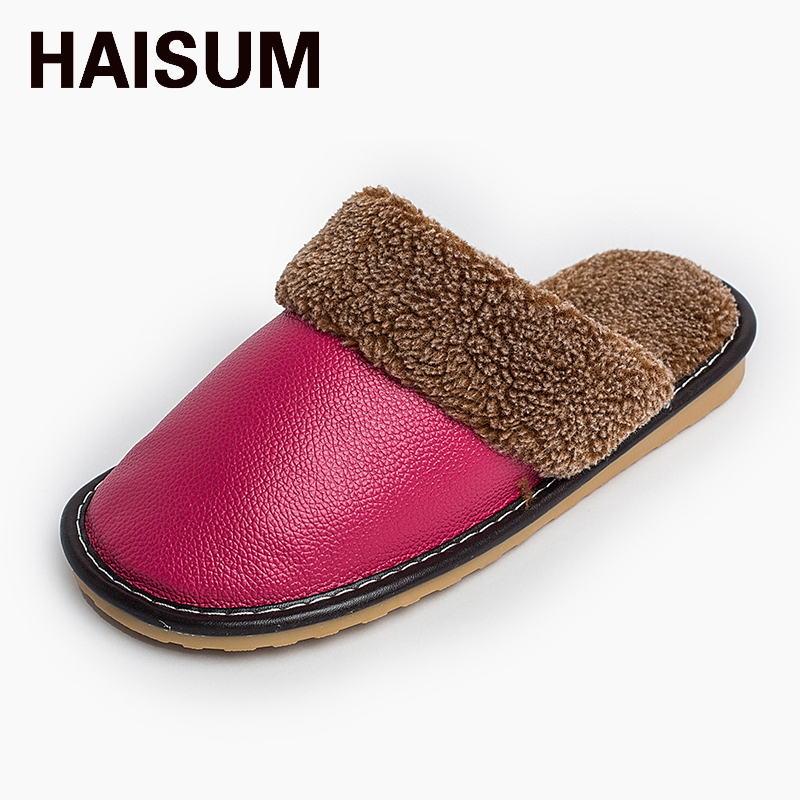 2017 New Arrival Fashion WinterHome Slippers Women Indoor Floor Slippers Warm Cotton Plush Flat Shoes 8812 vanled 2017 new fashion spring summer autumn 5 colors home plush slippers women indoor floor flat shoes free shipping