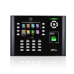 Высокая Скорость ZK фингерпринта терминалов iClock660 3.5 дюймов Экран 125 кГц EM ID карты и отпечатков пальцев время часы системы
