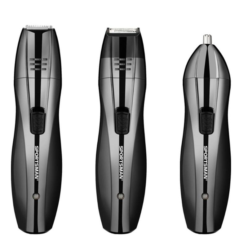 Men 3 in 1 Electric Shaver Razor haircut Nose Hair Trimmer Beard Mustache Grooming Shaving Machine Rechargeable Shaving Tool nordic modern 10 head pendant light creative steel spider lamps unfoldable living room dining room post modern toolery led lamp