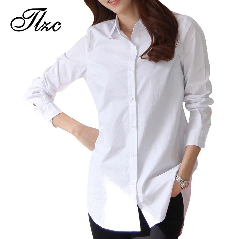 Popular Long White Shirt-Buy Cheap Long White Shirt lots from ...