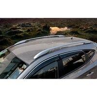 Dekorative Dach Rack Seite Schienen Bars für Mazda CX 5 CX5 2012 2016-in Chrom-Styling aus Kraftfahrzeuge und Motorräder bei