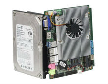 Storage server networking HM77 Computer Motherboard with integrated CPU onboard I7-3610 Processor For Internet device