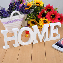 1PC 8CM Wooden Letters Ornaments A-Z 26 Alphabet Letters Wedding Birthday Party New Year Home Decoration Wood Decorative Crafts цены