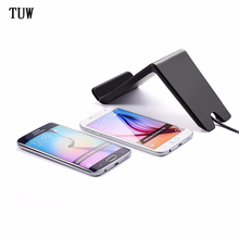 Wireless Charger Standered Fast Charging A6 10W for iPhone 8 10X Samsung Galaxy S6 S7 S8