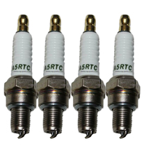 цена на 4pcs Highly Matched Small Engine Part Spark Plug For Honda EU2000i A5RTC Gx100 (NGK CR5HSB)