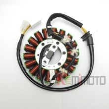Magneto Engine Generator Stator Coil For Honda NSS250X MF08 FORZA 250 X 2005 2007 Motorcycle Parts