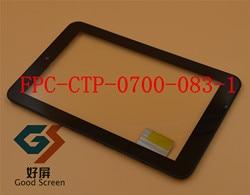 """+ Shell FPC CTP 0700 083 1 7 """"Prestigio multiPad 7.0 PMP5770d Prime Duo tablet pc digitizer panel dotykowy wymiana szkła w Ekrany LCD i panele do tabletów od Komputer i biuro na"""