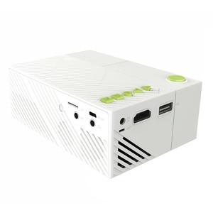 Image 4 - Excelvan YG310 обновленный YG300 светодиодный портативный проектор 800LM 3,5 мм 320x240 HDMI USB Мини проектор домашний медиаплеер Поддержка 1080p