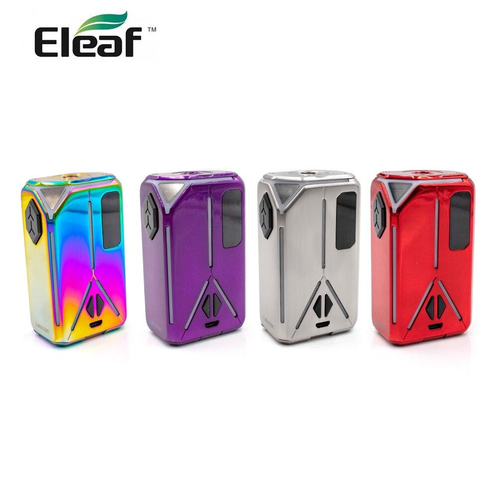 FR warehouse Original Eleaf Lexicon Mod Box 235W max Support ELLO Duro Tank Electronic cigarette vape