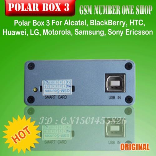 polor box 3-F