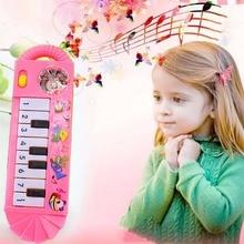 NEW 8 Keys Musical toys Music Electronic Keyboard Kids Piano Organ Adaptor TH