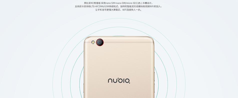 Nubia m2 lite dual sim card dual standby