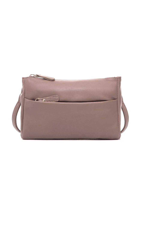 5594a5a689 Qualità Bag Beige Pelle Di Vintage Elaborazione Amelie In Tracolla  Dell'unità Crossbody Flap Borse black ...
