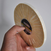 0.8cm*36yards Strong Hair System Tape Ultra Hold White Double Sided Tape For Tape Hair Extension/Toupee/Lace Wig