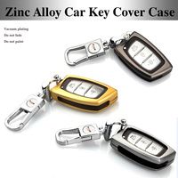 3D Metal Car Key Case Chains Key Bag Key Case Covers AUTO Key Case For Hyundai