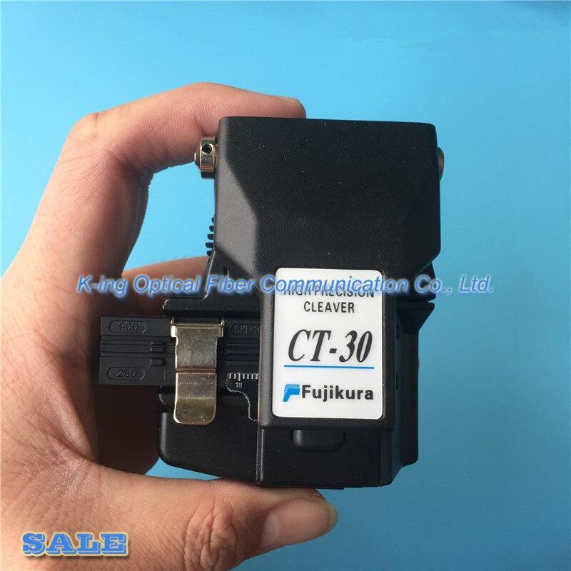 Fait dans le couperet de Fiber de fuji kura CT-30 couperet de haute précision avec le couteau de coupe de fiber optique de cas CT-30A couperet de Fiber - 6