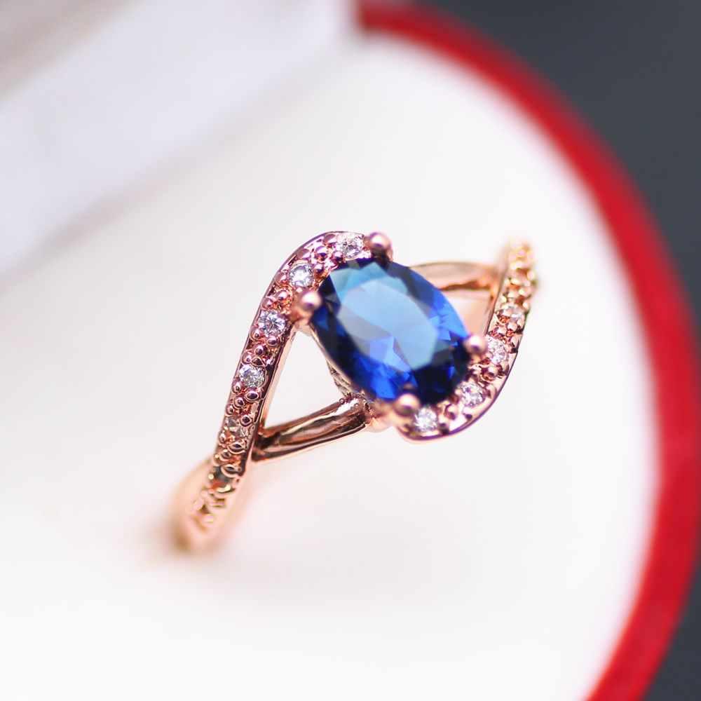 Европа и США модные большие ювелирные изделия креативный мозаичный циркон Золотое Ювелирное кольцо внешней торговли Горячая
