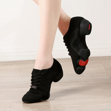 Bottom scarpe latine uomo tela sport scarpe da ballo neutre donna Oxford tessuto scarpe da ginnastica da ballo latino scarpe Oxford misura grande