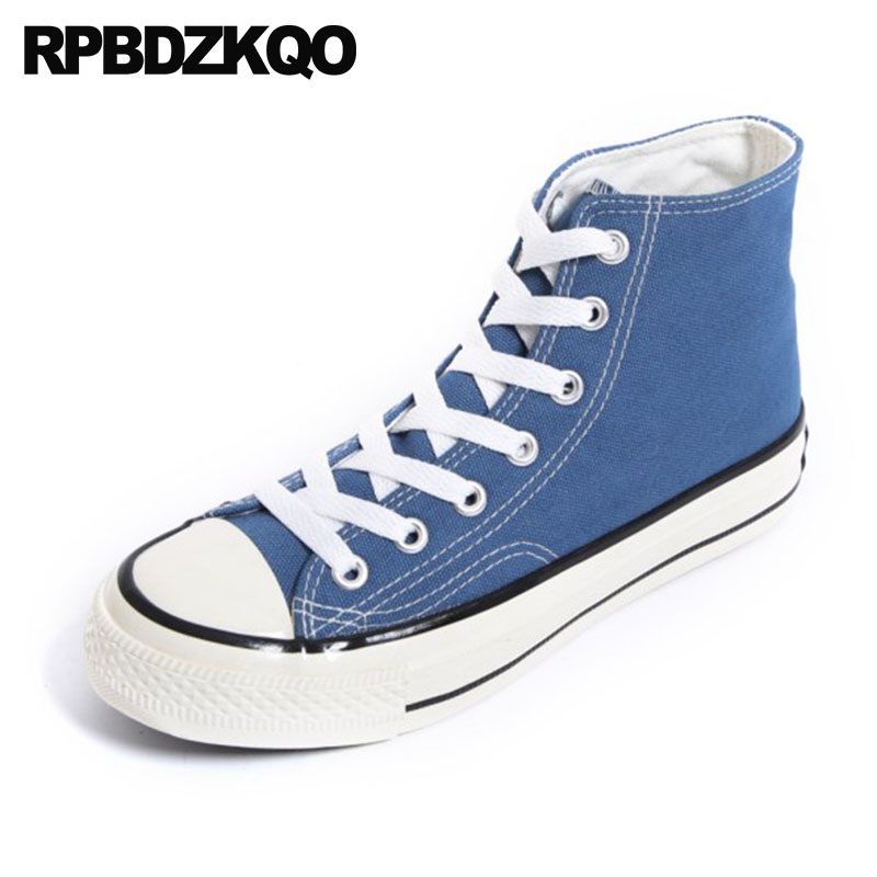 cheap sneakers breathable round toe