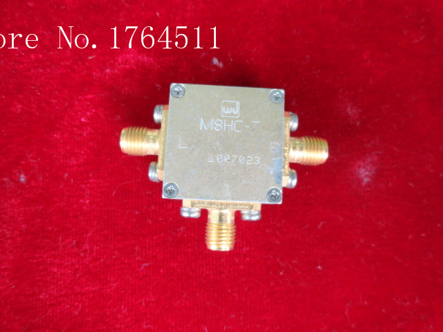 [BELLA] M/A-COM WJ M8HC-7 2.4-6GHz SMA RF Coaxial Double Balanced Mixer
