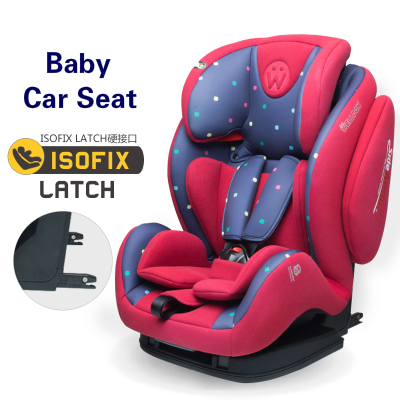 9 month 12 years baby car safety seat kids car seat 36kg car chairs for