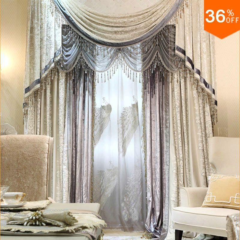 Silver Velvet Curtains