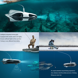 Image 5 - オリジナル新 PowerVision PowerRay ウィザード水中カメラドローン