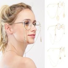 2019 Newly Hot Women Eyeglass Reading Glasses Chain Cord Holder Neck Strap Rope MSK66