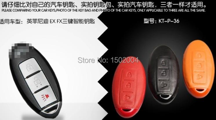 Genuine Leather font b Car b font Remote Key Bag Key Wallet Case Holder Cover For