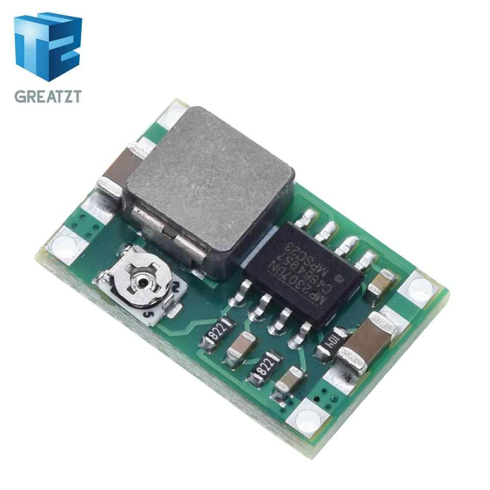GREATZT RC Airplane Module Mini 360 DC-DC Buck Converter Step Down Module 4.75V-23V to 1V-17V 17x11x3.8mm Mini360 New LM2596