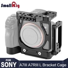 SmallRig A7M3 Half Cage w/ Arca Style Plate L-Bracket for Sony A7III /